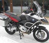 BMW R 1200 GS Adventure, silniční enduro