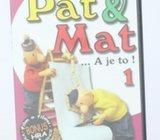 DVD Pat a Mat 1