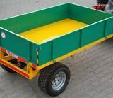 Traktorový přívěs, vlek TR 1,5 t