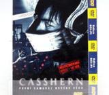 DVD Casshern 1. samuraj