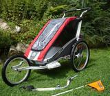 Chariot CTS Cougar 1 - cyklovozík