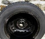 Prodám zimní pneumatiky 185/65 R15