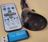 FM vysílač do auta pro poslech MP3