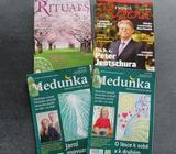 Knihy, učebnice, časopisy