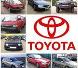 Koupím - Toyota, Transporter, Mazda