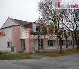 Komerční budova - 3 byty