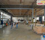 Výrobní a skladovací prostory Štětí