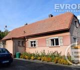 Prodej rodinného domu 2+1 na pozemku 863 m2, obec