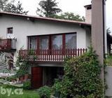 Rekreační rodinný dům 5+1 (160 m2), se zahradou