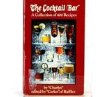 Kniha The cocktail bar