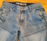 Pánské džíny a kraťasy