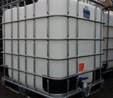 1000litrové nádrže