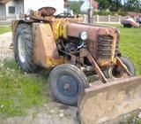 Traktorbagr Ursus (Zetor 4011)
