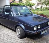 Veterán VW Golf 1 cabrio r.1987