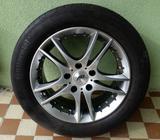 Lité disky AEZ Intenso + pneu
