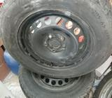 Zimní pneu 5x 112 R 15