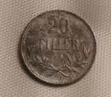 20FILLÉR 1916 K.B