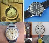 Koupím hodinky