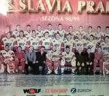 Plakát SK SLavia