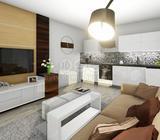 Prodej, byt 2+kk, 48 m2, Jince, ul. Zborovská