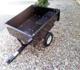 Přívěs, vozík za zahradní traktor