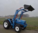 Iseki  TAz27z5D traktor