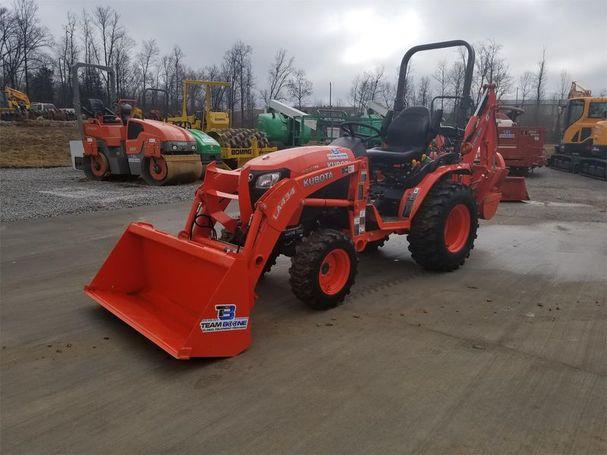 Traktor Kubota L35Uz4z0