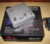 DBX Mini mikrofonní předzesilovač