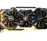 Geforce GTX 1080 AORUS - grafická k