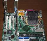 MSI K7TM Pro (MS-6340)+ Procesor +