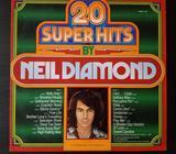 LP vinyl Neil Diamond 20 superhits