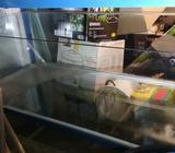 Akvárium/terárium 120x60x39cm