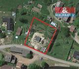 Prodej, stavební pozemek, 1601 m2, Suchovršice