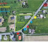 Prodej, stavební pozemek, 3524 m2, Orlová, ul. Rychvaldská