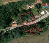 Prodej, stavební parcela, 1195 m2, Hlohová
