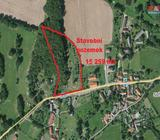 Prodej, stavební pozemek, 15259 m2, Sedlec-Prčice