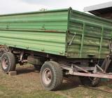 Traktorový přívěs Molčík