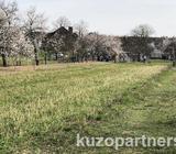 Prodej zahrady v obci Popovice u Brna.Ve výhradním