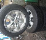 Litá kola Mazda rozteč 5x 114,3