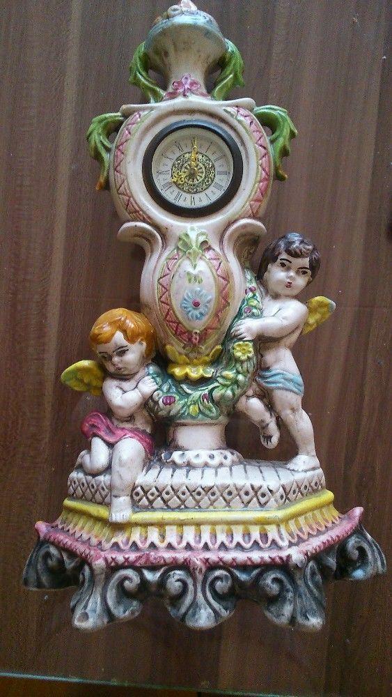 Prodam starozitne porcelanove hodiy ple fukcni!