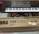 Korg PA600 Professional 61-Key Arranger
