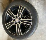 ALU plus pneu